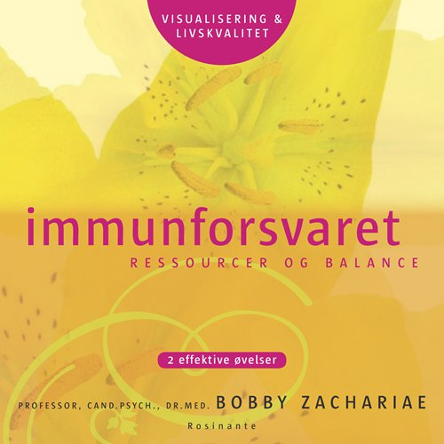 Image of   Immunforsvaret, Ressourcer Og Balance - Bobby Zachariae - Cd Lydbog