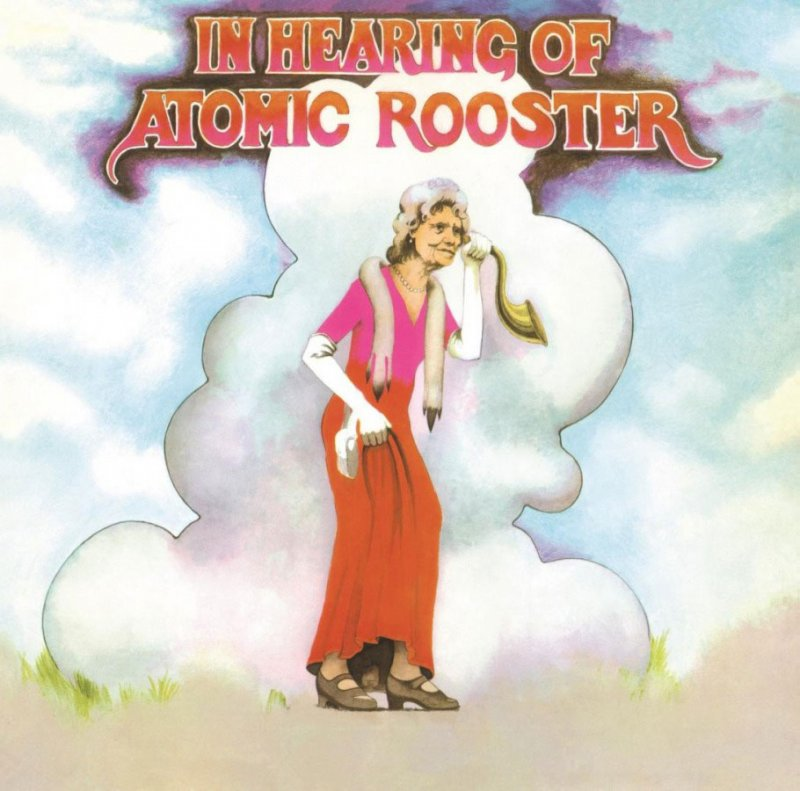 Image of   Atomic Rooster - In Hearing Of - Vinyl / LP