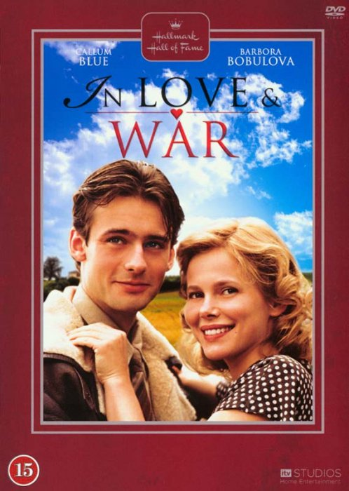 Image of   In Love And War - DVD - Film
