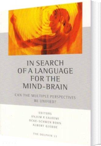 Billede af In Search Of A Language For The Mind-brain - Bog