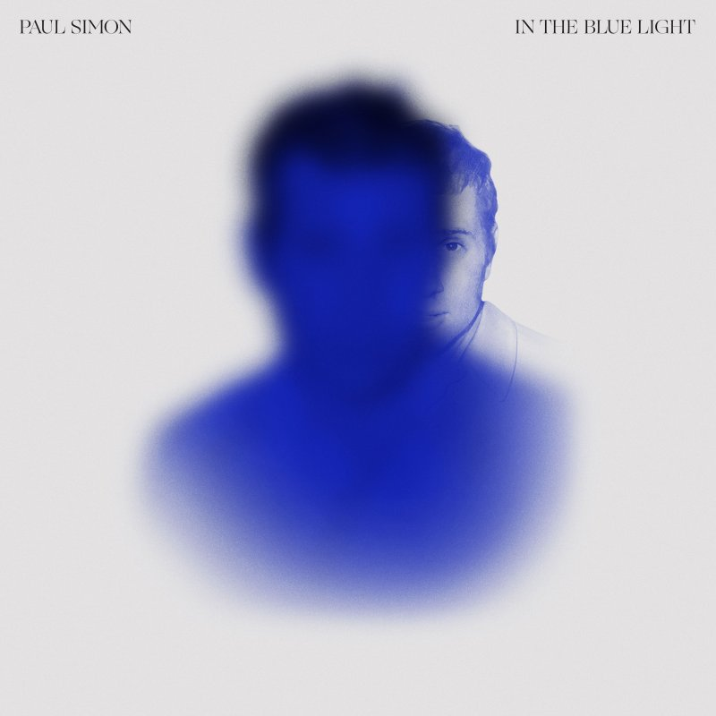 Paul Simon - In The Blue Light - CD