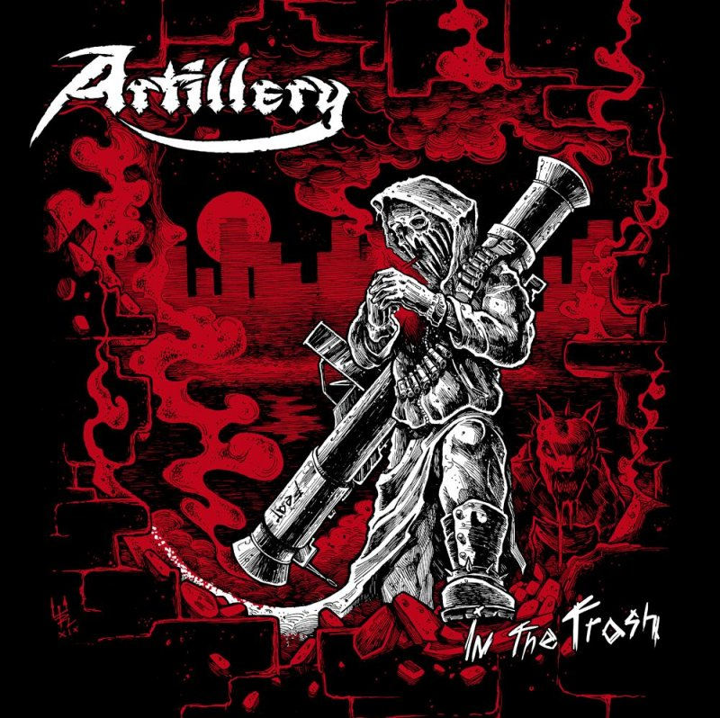 Image of   Artillery - In The Trash - CD
