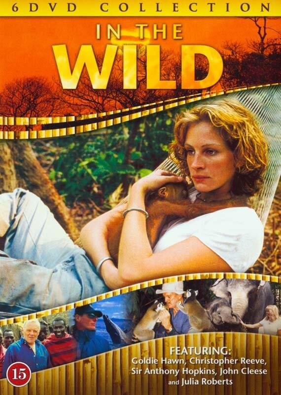 Billede af In The Wild - DVD - Film