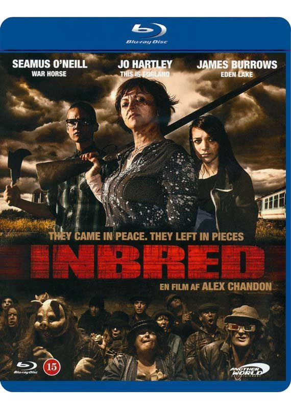 Image of   Inbred - Blu-Ray