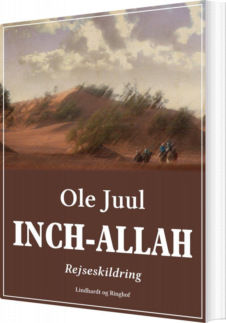 Inch-allah - Ole Juul - Bog