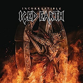 Image of   Iced Earth - Incorruptible - Limited Edition - CD