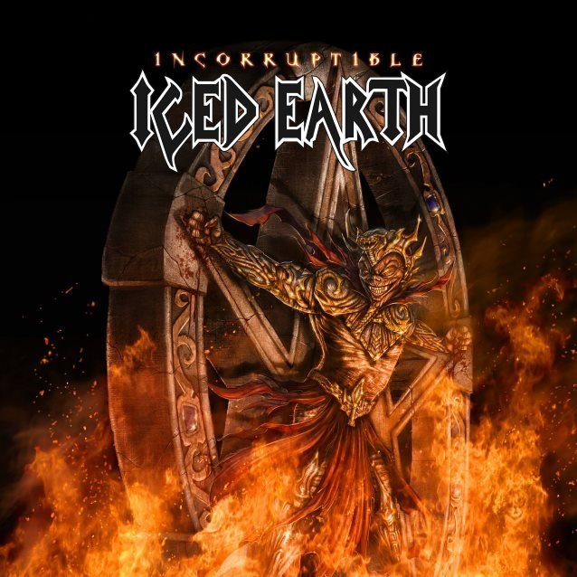 Image of   Iced Earth - Incorruptible - Vinyl / LP