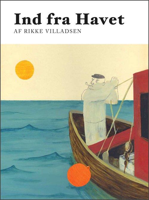 Image of   Ind Fra Havet - Rikke Villadsen - Tegneserie