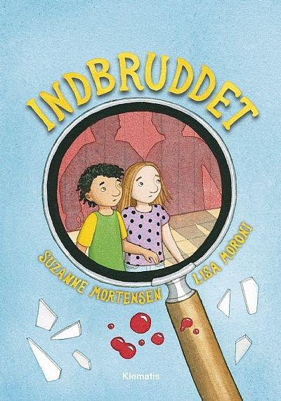 Image of   Indbruddet - Suzanne Mortensen - Bog