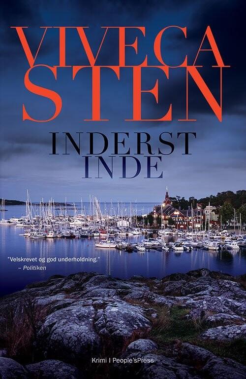 Inderst Inde - Viveca Sten - Bog