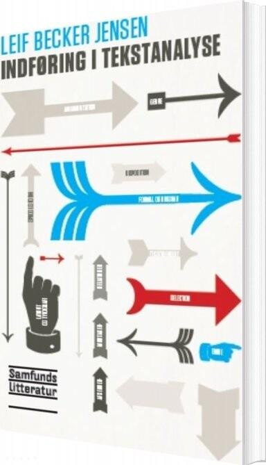 Image of   Indføring I Tekstanalyse, 2. Udgave - Leif Becker Jensen - Bog