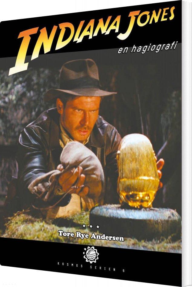 Billede af Indiana Jones - Tore Rye Andersen - Bog