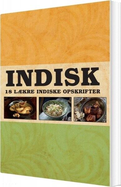 Indisk - Lars Serritslev - Bog