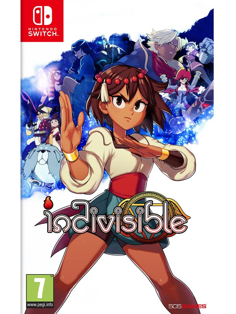 Image of   Indivisible - Nintendo Switch