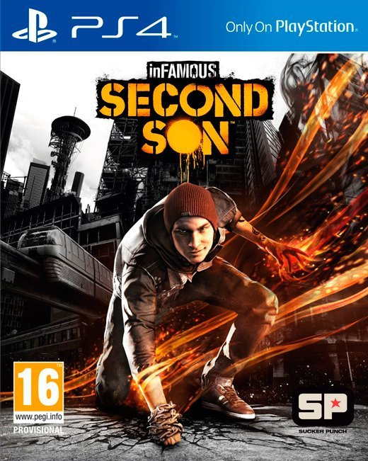 Image of   Infamous: Second Son (nordic) - PS4