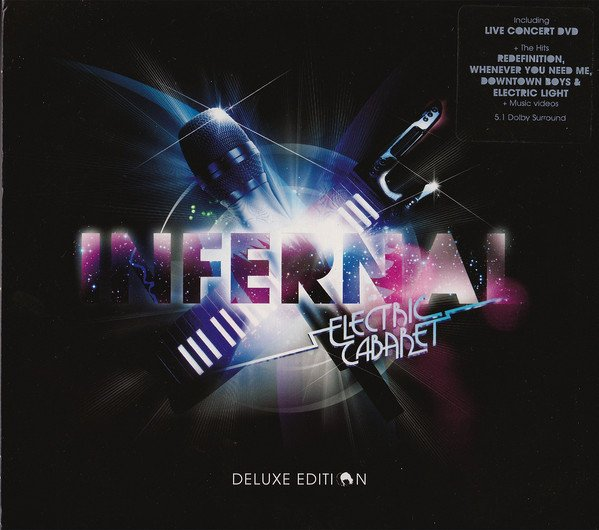 Image of   Infernal - Electric Cabaret - Deluxe Edition - CD