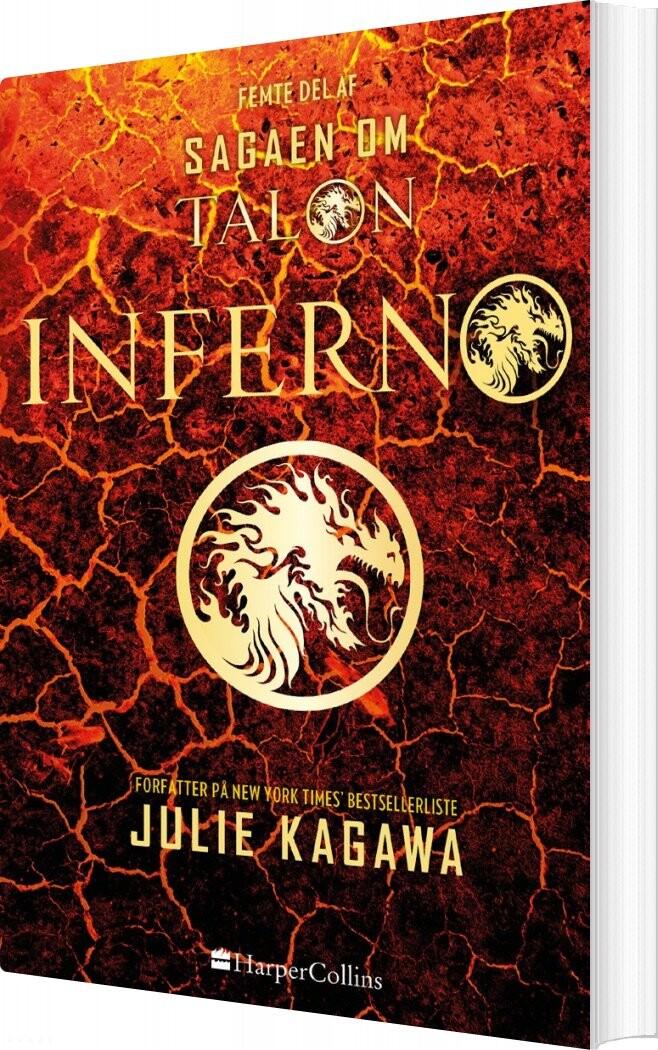 Inferno - Julie Kagawa - Bog