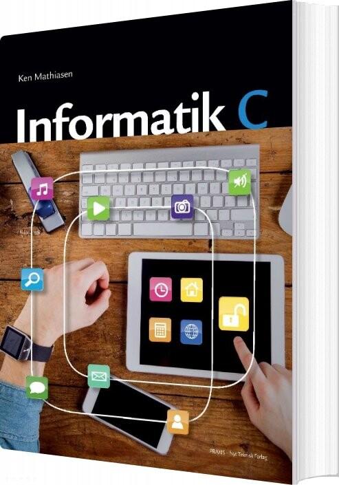 Image of   Informatik C - Ken Mathiasen - Bog