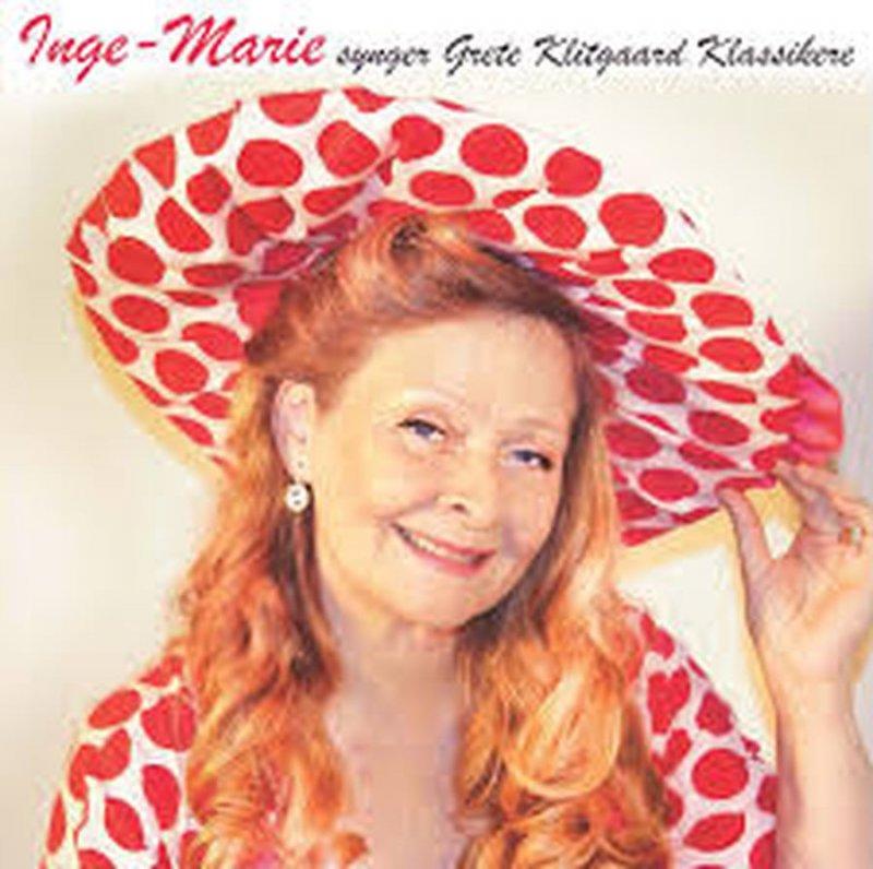 Inge Marie - Synger Grete Klitgaard Klassikere - CD
