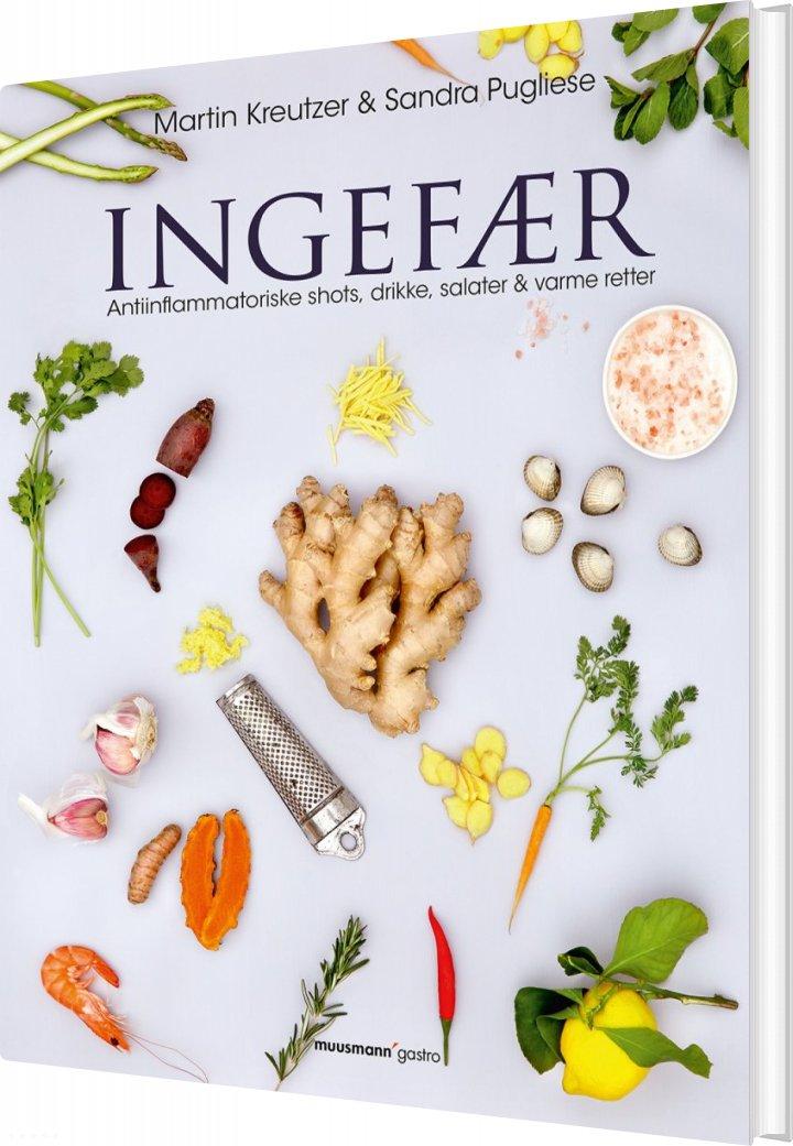 Ingefær - Martin Kreutzer - Bog