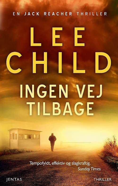 Image of   Ingen Vej Tilbage - Lee Child - Cd Lydbog