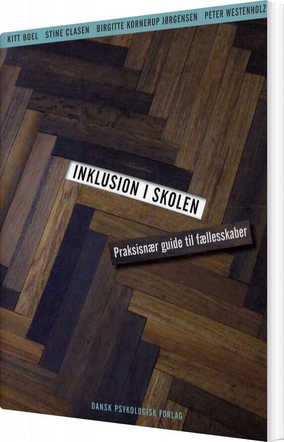Image of   Inklusion I Skolen - Stine Clasen - Bog