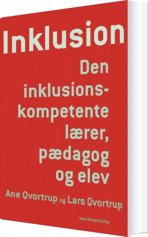 Image of   Inklusion - Lars Qvortrup - Bog