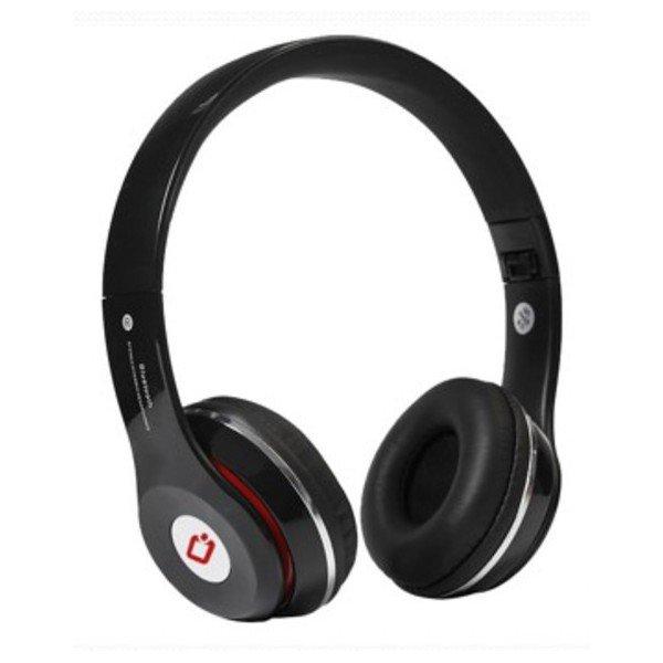 Billede af Innova Aur 18 - Trådløs Foldbare Bluetooth Høretelefoner - Sort