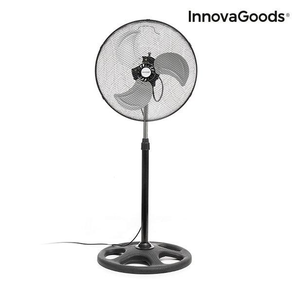 Image of   Innovagoods - Gulvventilator - 75w - Sort