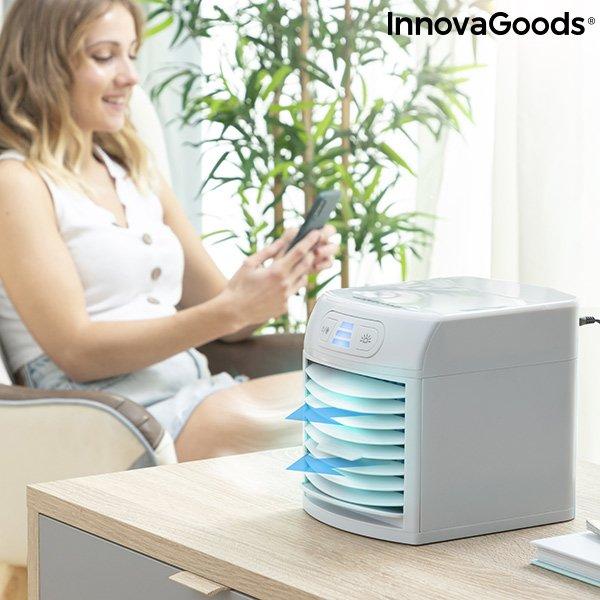 Image of   Innovagoods - Mini Klimaanlæg Med Usb - Freezyq+