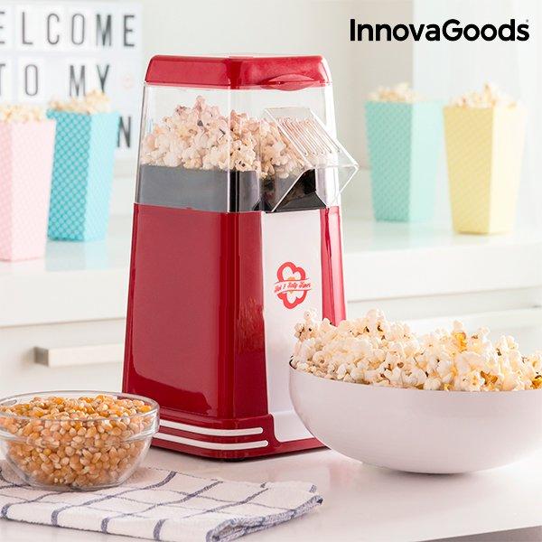 Image of   Innovagoods - Popcornmaskine - Hot & Salty Times - Rød