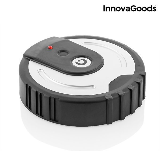 Image of   Innovagoods - Rengøringsrobot - Sort