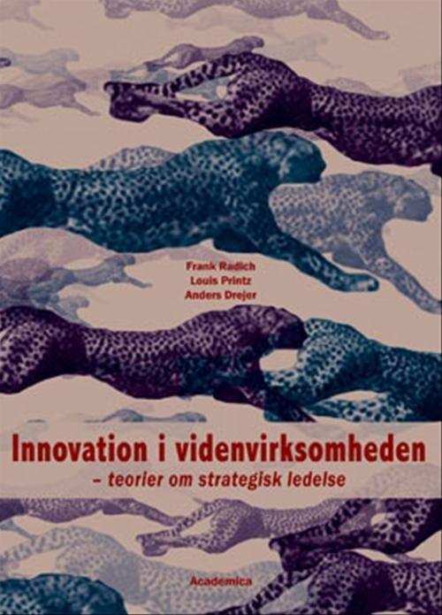 Image of   Innovation I Videnvirksomheden - Anders Drejer - Bog