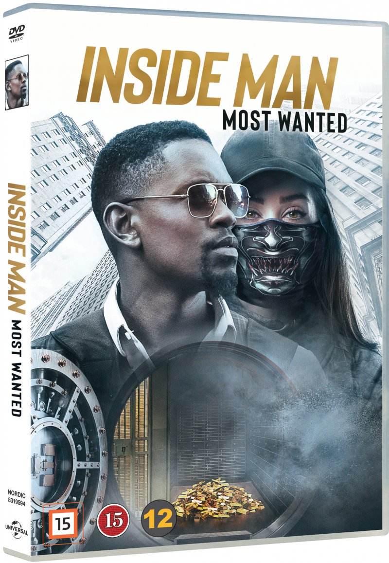 Køb Inside Man 2 - Most Wanted - DVD - Film til 99,95 kr.