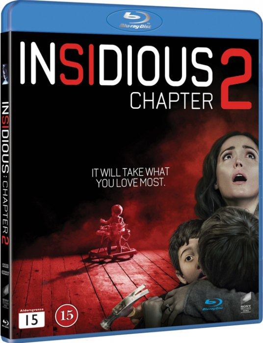 Image of   Insidious 2 - Blu-Ray