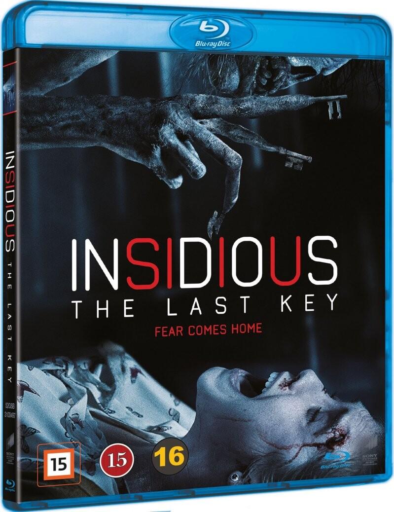 Image of   Insidious 4 - The Last Key - Blu-Ray