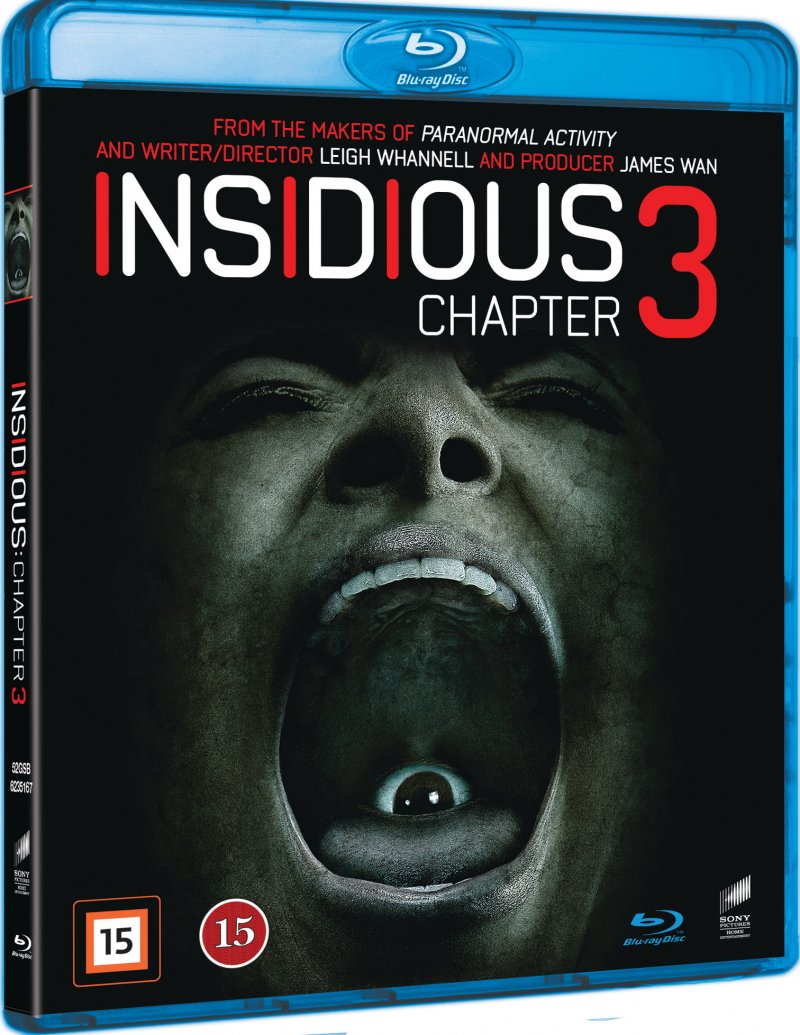 Image of   Insidious: Chapter 3 - Blu-Ray