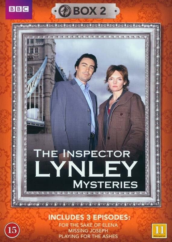 Image of   Inspector Lynley - Boks 2 - Bbc - DVD - Tv-serie
