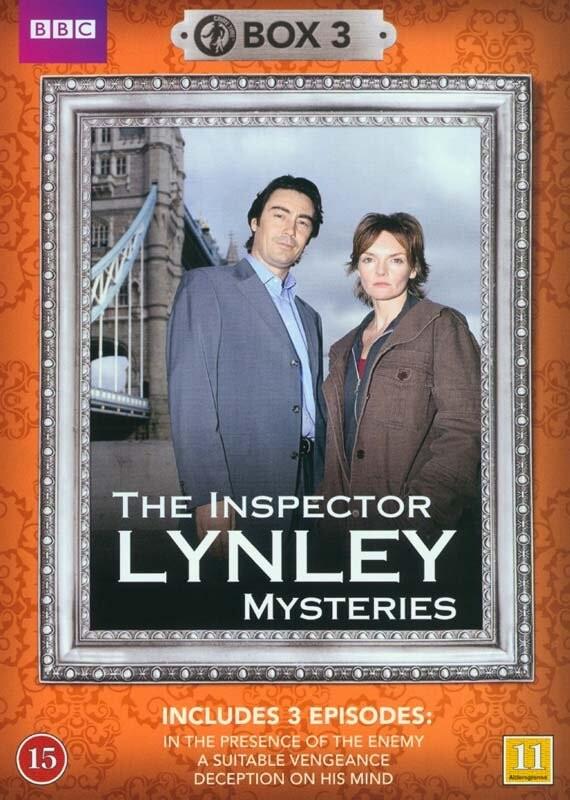 Image of   Inspector Lynley - Boks 3 - Bbc - DVD - Tv-serie