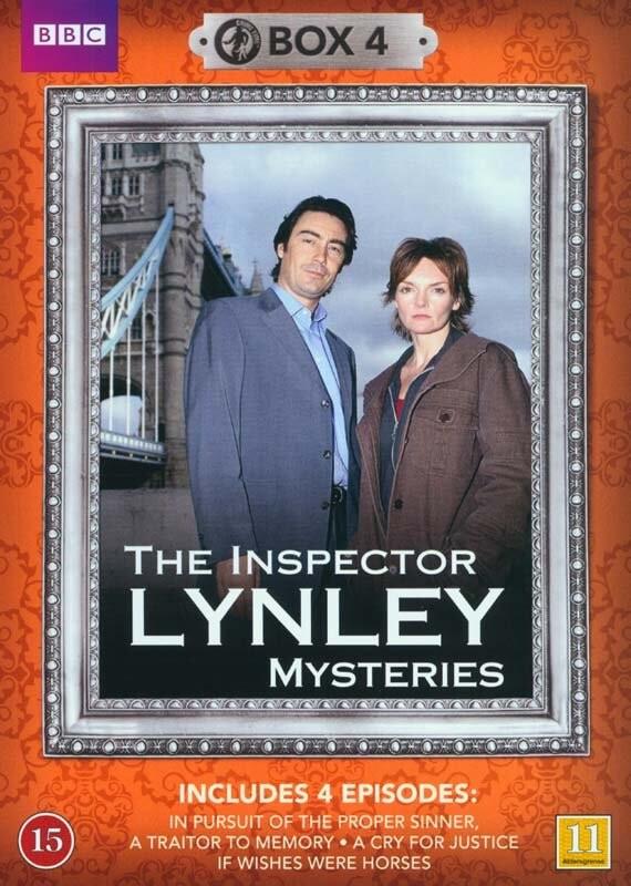 Image of   Inspector Lynley - Boks 4 - Bbc - DVD - Tv-serie