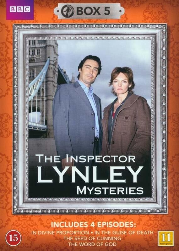 Image of   Inspector Lynley - Boks 5 - Bbc - DVD - Tv-serie