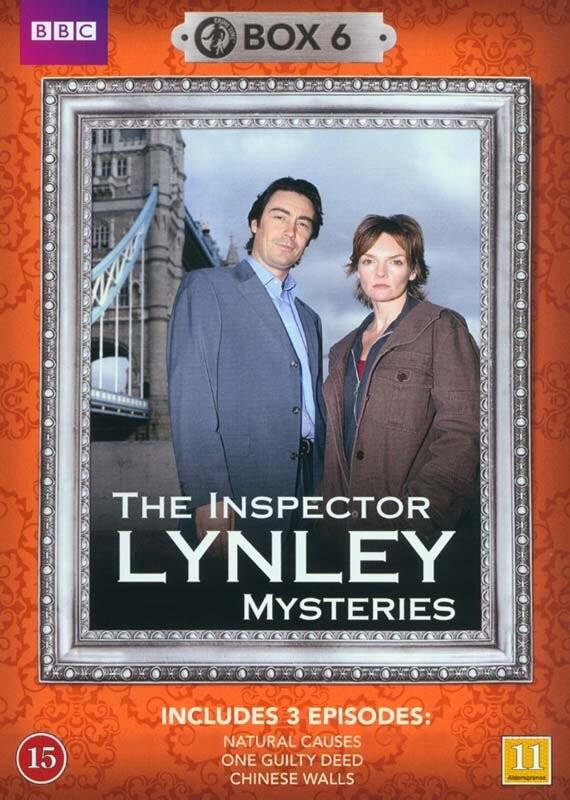 Image of   Inspector Lynley - Boks 6 - Bbc - DVD - Tv-serie