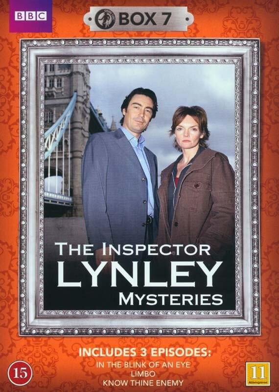 Image of   Inspector Lynley - Boks 7 - Bbc - DVD - Tv-serie