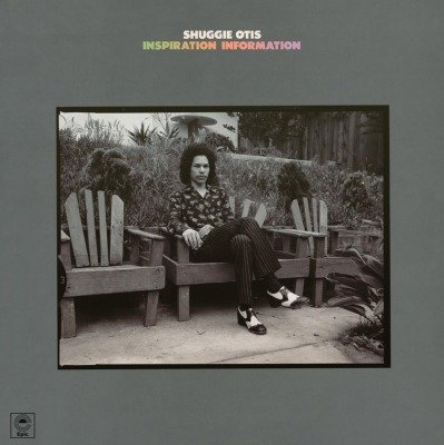 Shuggie Otis - Inspiration Information - Vinyl / LP