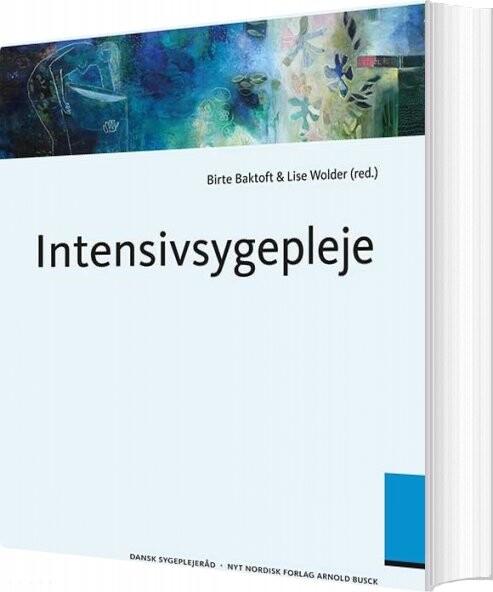 Image of   Intensivsygepleje - Birte Baktoft - Bog