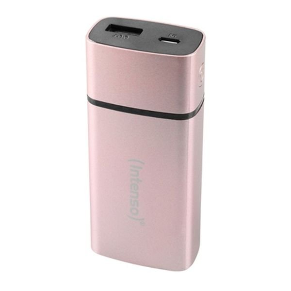 Image of   Intenso - Powerbank Med 5200 Mah - Pm5200 - Pink
