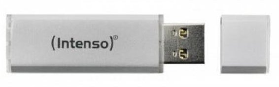 Image of   Intenso - Usb 3.0 Stik - 32gb - 70mb/s - Hvid