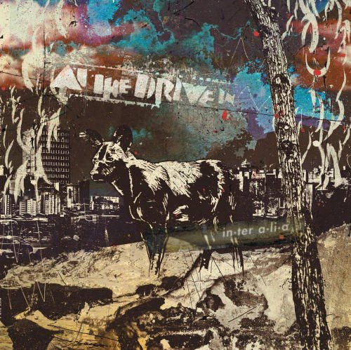 Image of   At The Drive-in - In.ter A.li.a - Black Edition - Vinyl / LP