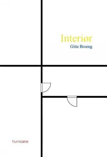 Image of   Interiør - Gitte Broeng - Bog