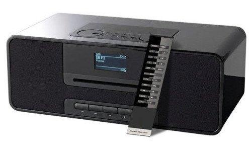Dab+ Radio Med Cd Afspiller Og Bluetooth - Irc Ikr1360 - Sort